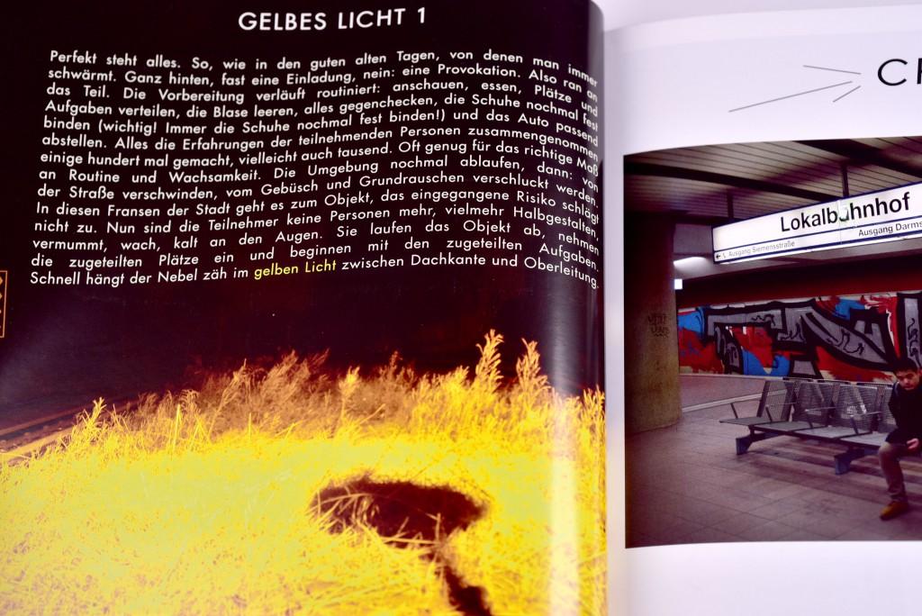 """WRITING HESSISCH"" No1 das neue GRAFFITI Magazin aus Frankfurt am Main"