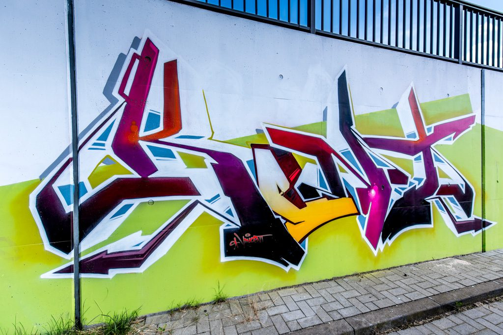 Lack & Lines 2016 Hip Hop Jam Gelnhausen