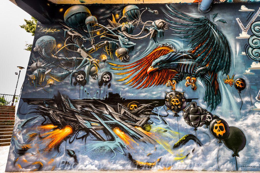 COR, HNRX, Graffanatics, W2, Skema, Sav45, Spain, Serge, Switch, Netherlands, Gerso, Secreto, Mexico, Fruits of Doom, Austria