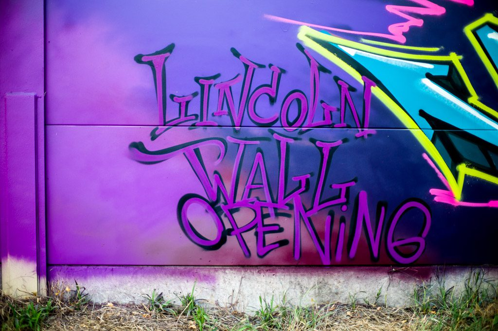 LINCOLN WALL OPENING