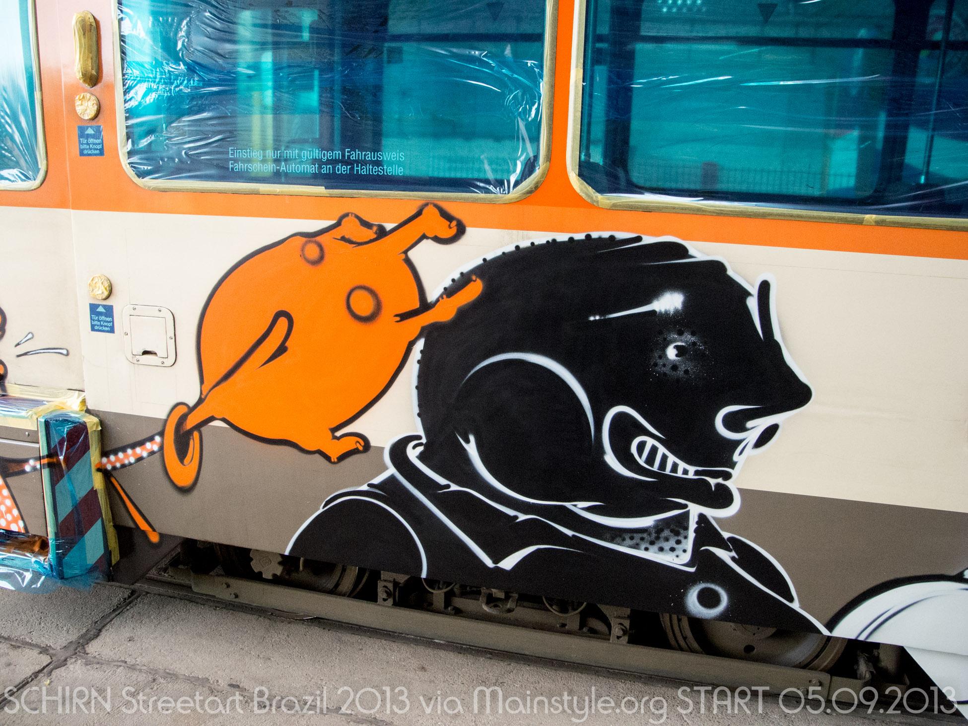 Streetart Brazil SCHIRN Frankfurt 2013_ (10 von 25)