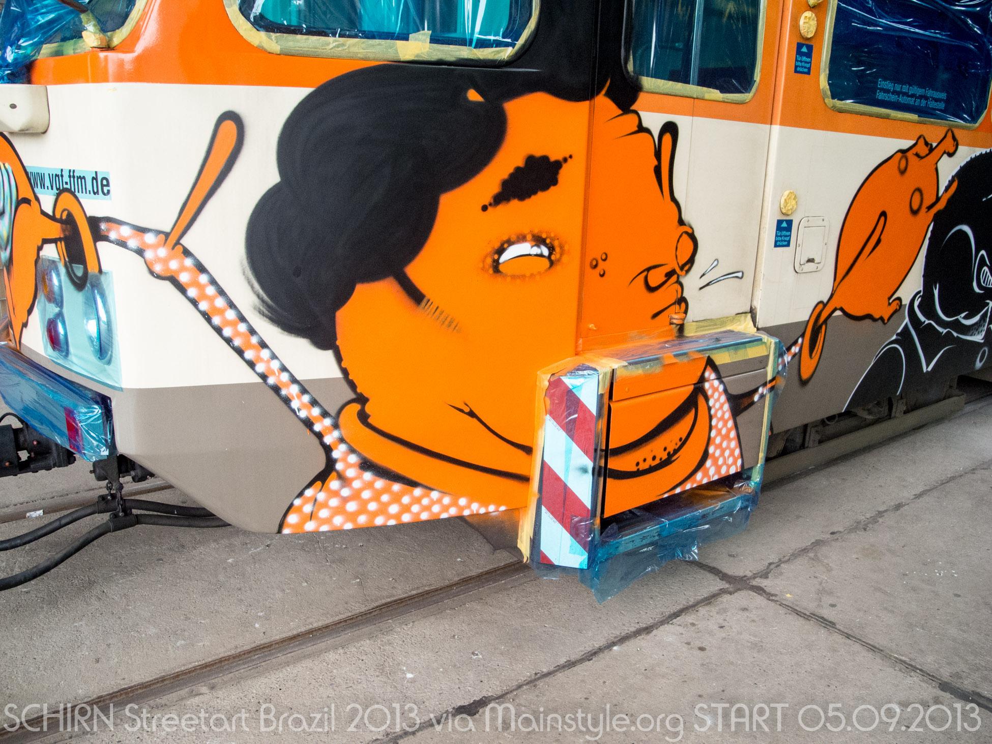 Streetart Brazil SCHIRN Frankfurt 2013_ (11 von 25)