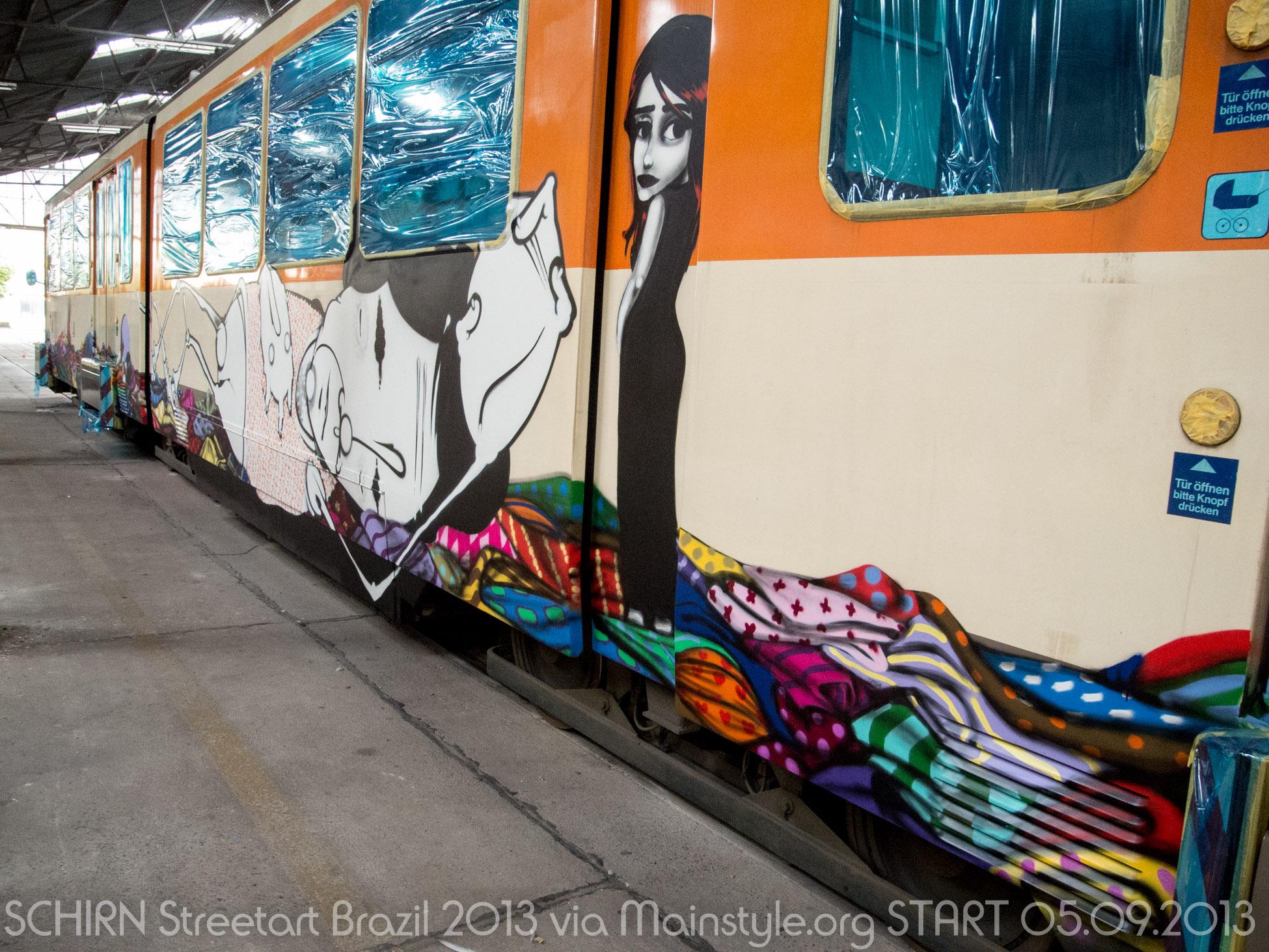 Streetart Brazil SCHIRN Frankfurt 2013_ (16 von 25)