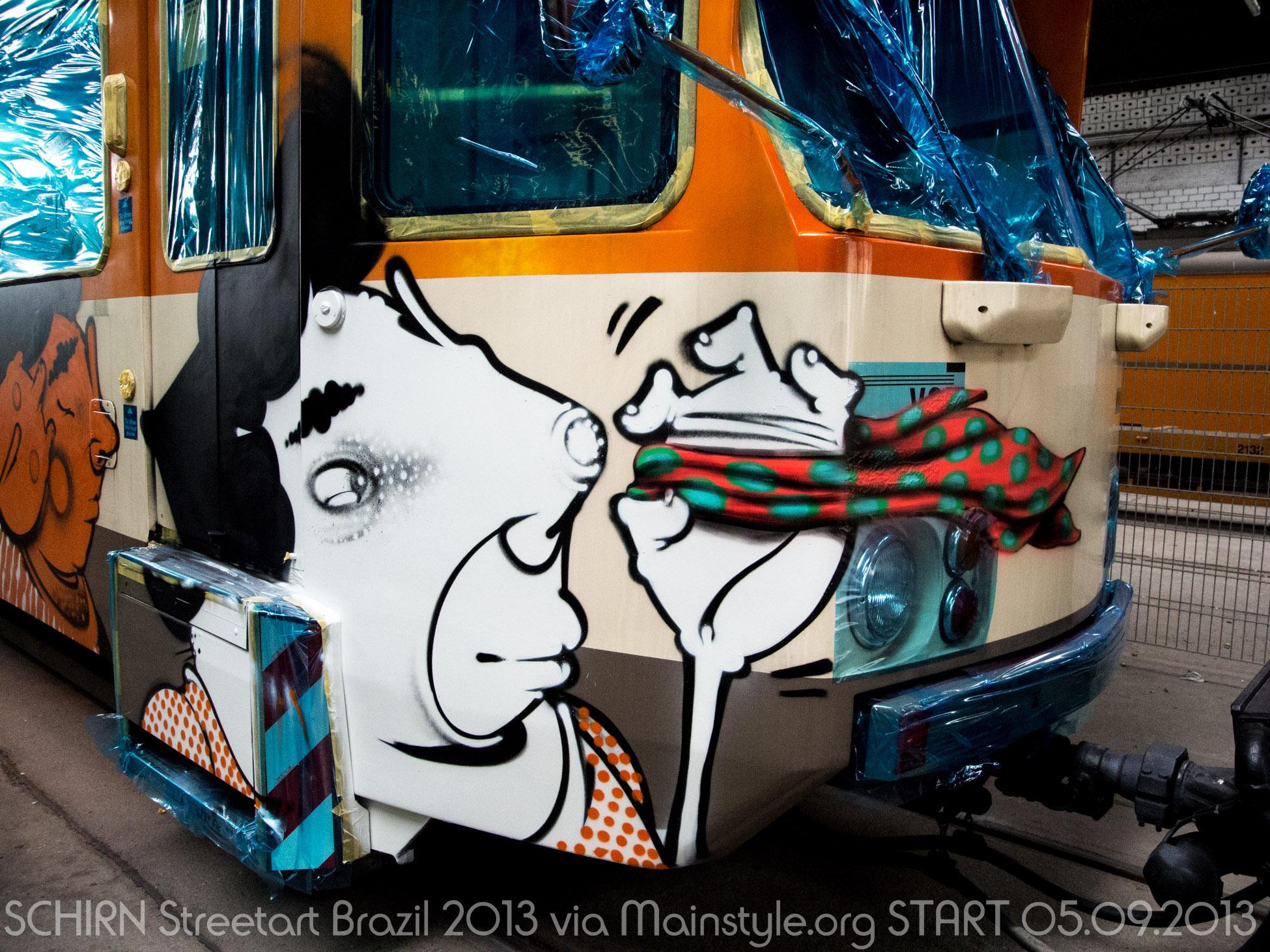Streetart Brazil SCHIRN Frankfurt 2013_ (2 von 25)
