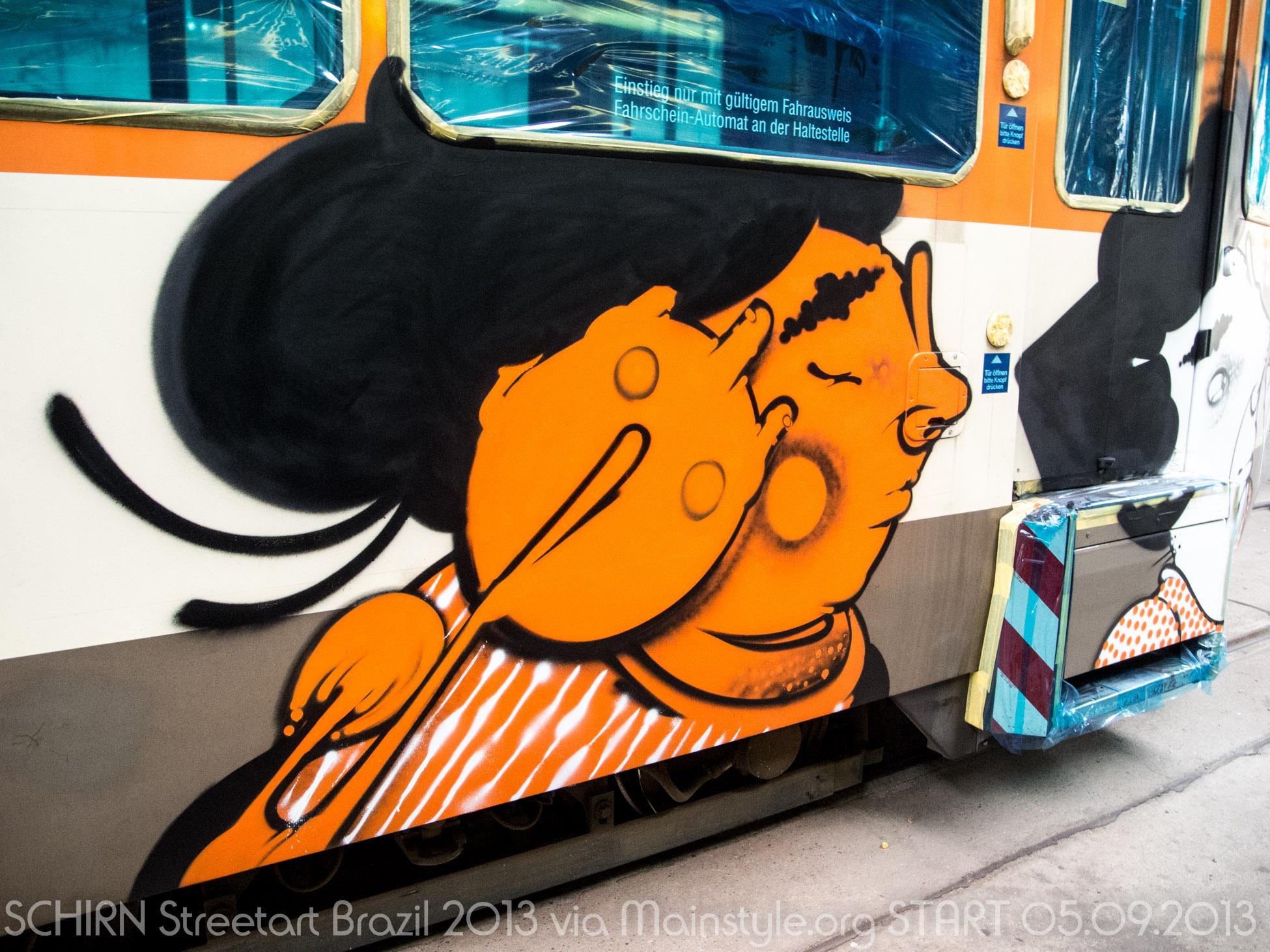 Streetart Brazil SCHIRN Frankfurt 2013_ (3 von 25)