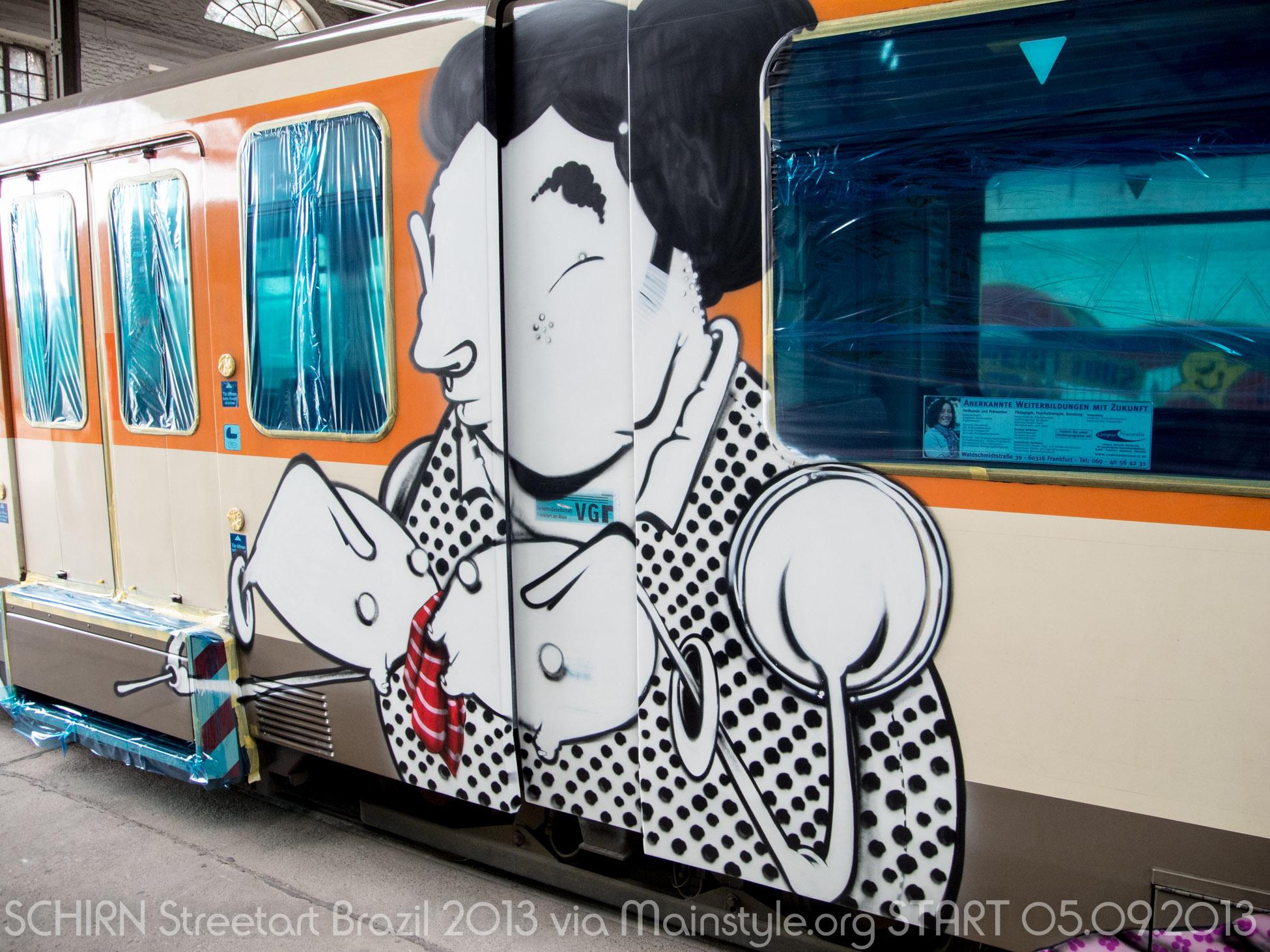 Streetart Brazil SCHIRN Frankfurt 2013_ (7 von 25)